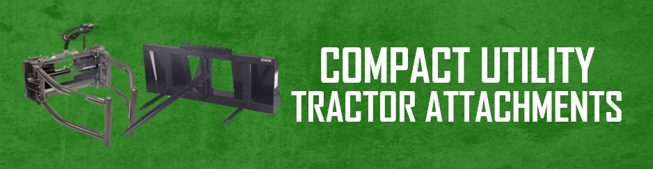 Compact Utility Tractor Attachments