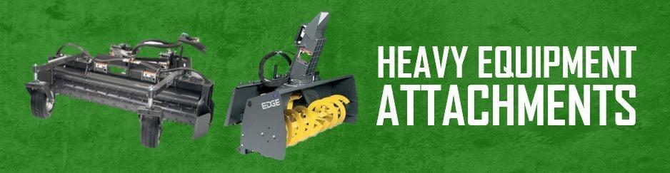 Heavy Equipment Attachments