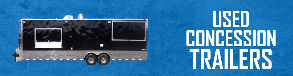 Used Concession Trailers