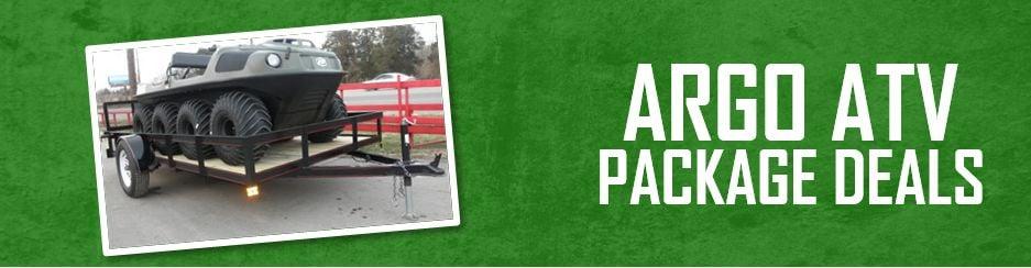 Argo ATV Package Deals