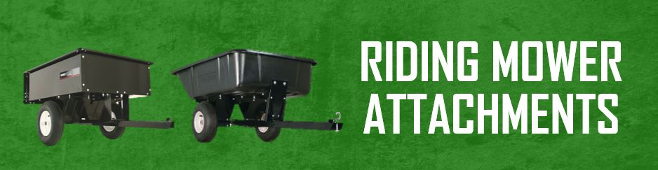 Riding Mower Attachments