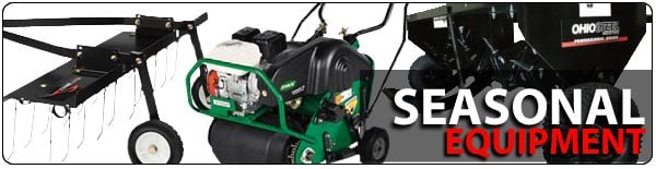 Tow-Behind Lawn Aerators