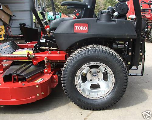 Custom Racing Tractors : Custom lawn mowers car interior design
