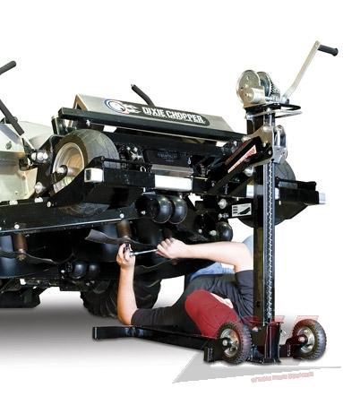 New Lawn Mower Zero Turn Lift Mojack Pro Lifts Jack 750lb