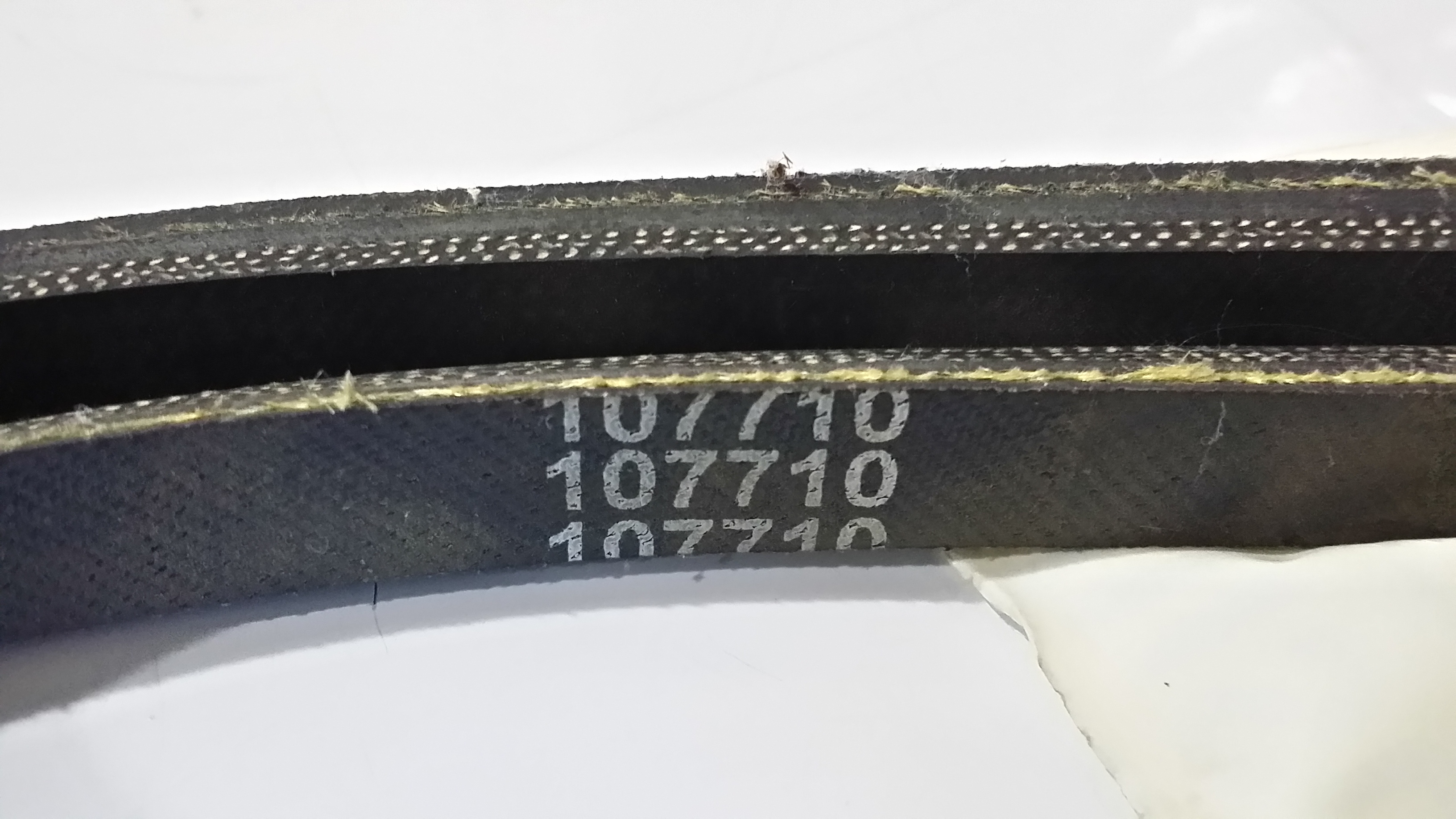 HUSQVARNA 539107710 made with Kevlar Replacement Belt