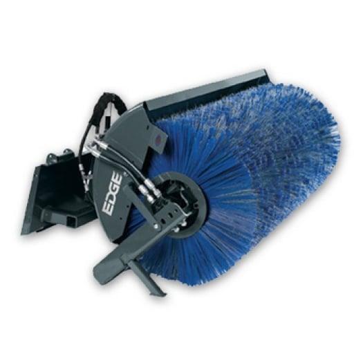 Edge Ab72 Angle Broom 72 Quot Skid Steer Bobcat Utility