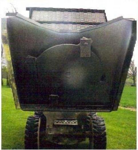 Tree Terminator 7' Rotary Slasher Skid Steer Mower SL5700 ...