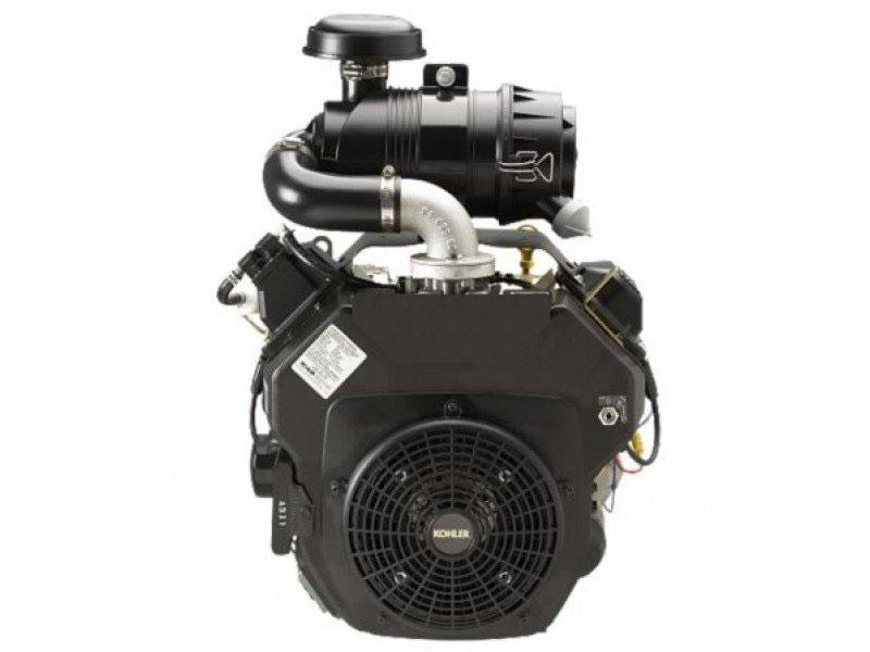 Kohler ch740 0045 v twin gasoline 25 hp engine multiple for What weight motor oil should i use