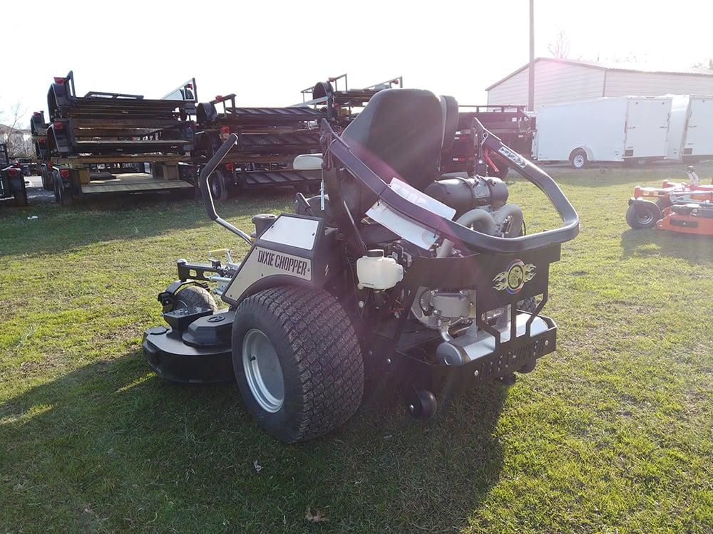 Dixie Chopper 3366koe Eagle Hp 66 U0026quot  Zero Turn Mower Kohler