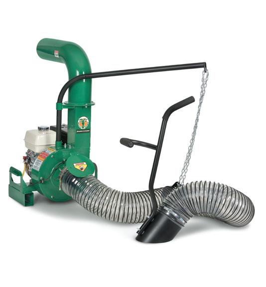 Throttle Position Sensor Wiki: Skid Steer: Skid Steer Leaf Vacuum