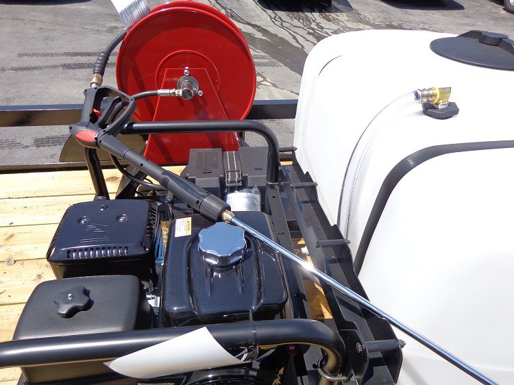 4000PSI GX390 Honda Pressure Washer Utility Trailer Package | eBay