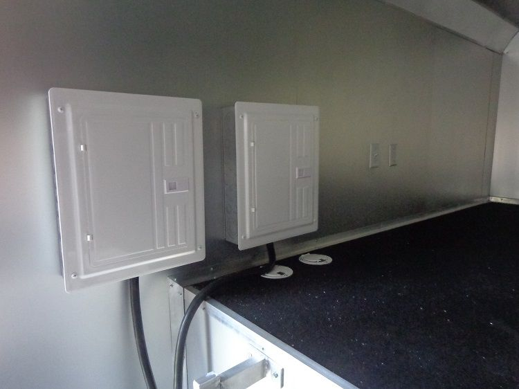 Concession Trailer 8 5 X53 Gooseneck Bbq Catering Food