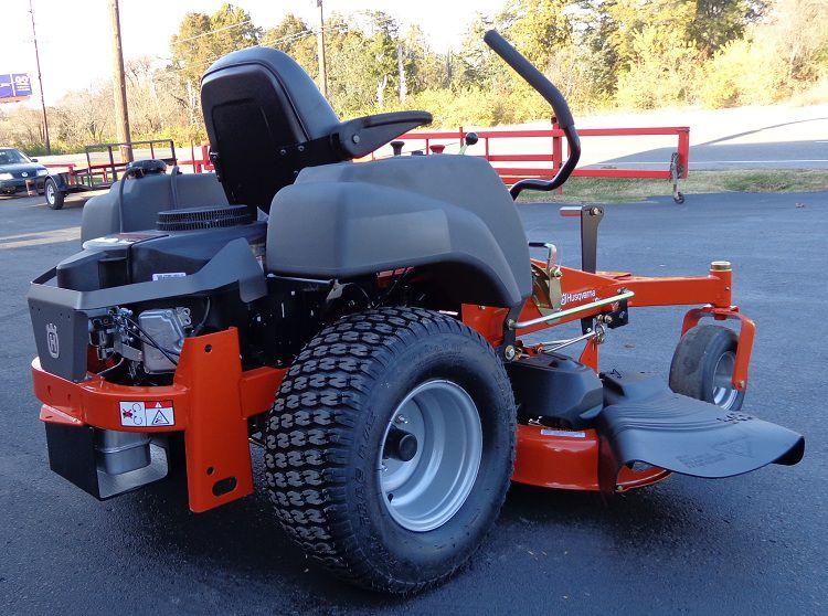 Husqvarna 54 Mower Deck : Husqvarna mz s zero turn lawn mower quot deck hp briggs