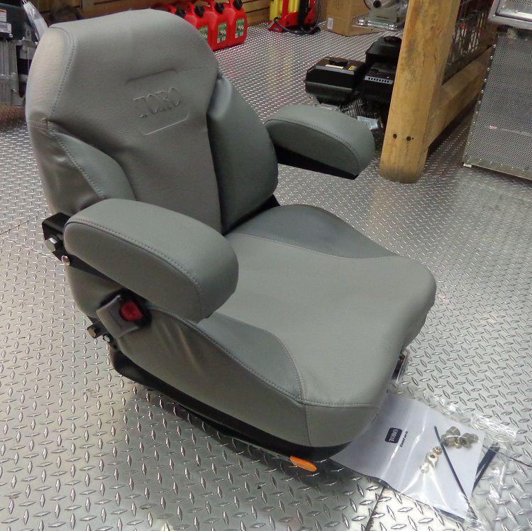 Toro Tractor Seat : Toro genuine part exmark deluxe suspension seat kit z