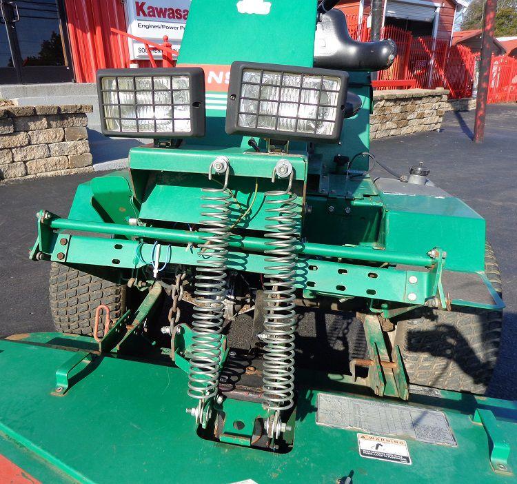 Used Frontline Ransome 723D Kubota Diesel Engine Tractor Mower