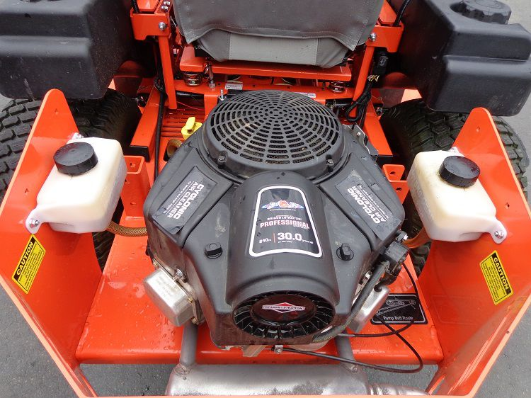 Used 61 Quot Bad Boy Outlaw Pro 30 Hp Briggs Cyclonic Engine