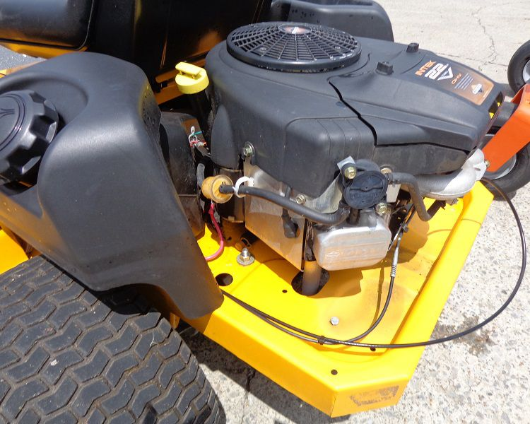Used 50 U0026quot  Cub Cadet Rzt22 22 Hp Briggs  U0026 Stratton Engine Zero Turn Lawn Mower