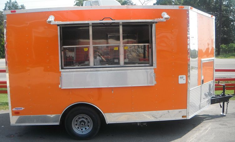 Concession Trailer With Smoker For Sale | Autos Post