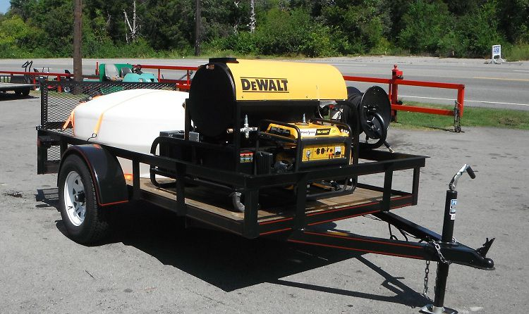 Dewalt Dxpwh3650 Pressure Washer Professional Utility