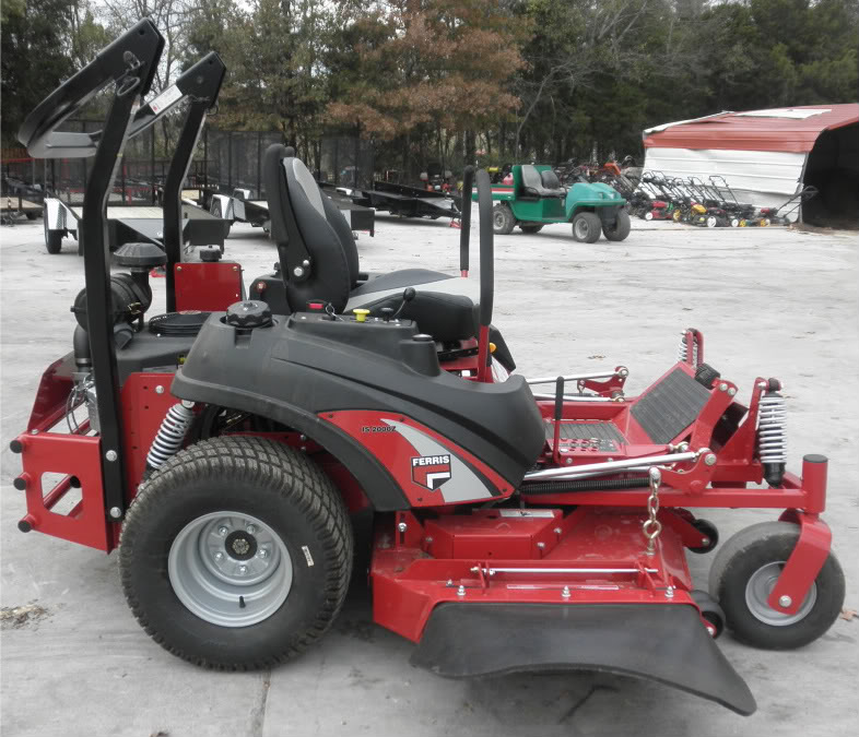 Details about NEW Ferris 61'' IS2000 Zero Turn Lawn Mower 26Hp