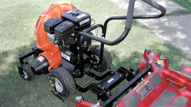 Jrco Blower Buggy Walk Behind Carrier For Lawn Mowers