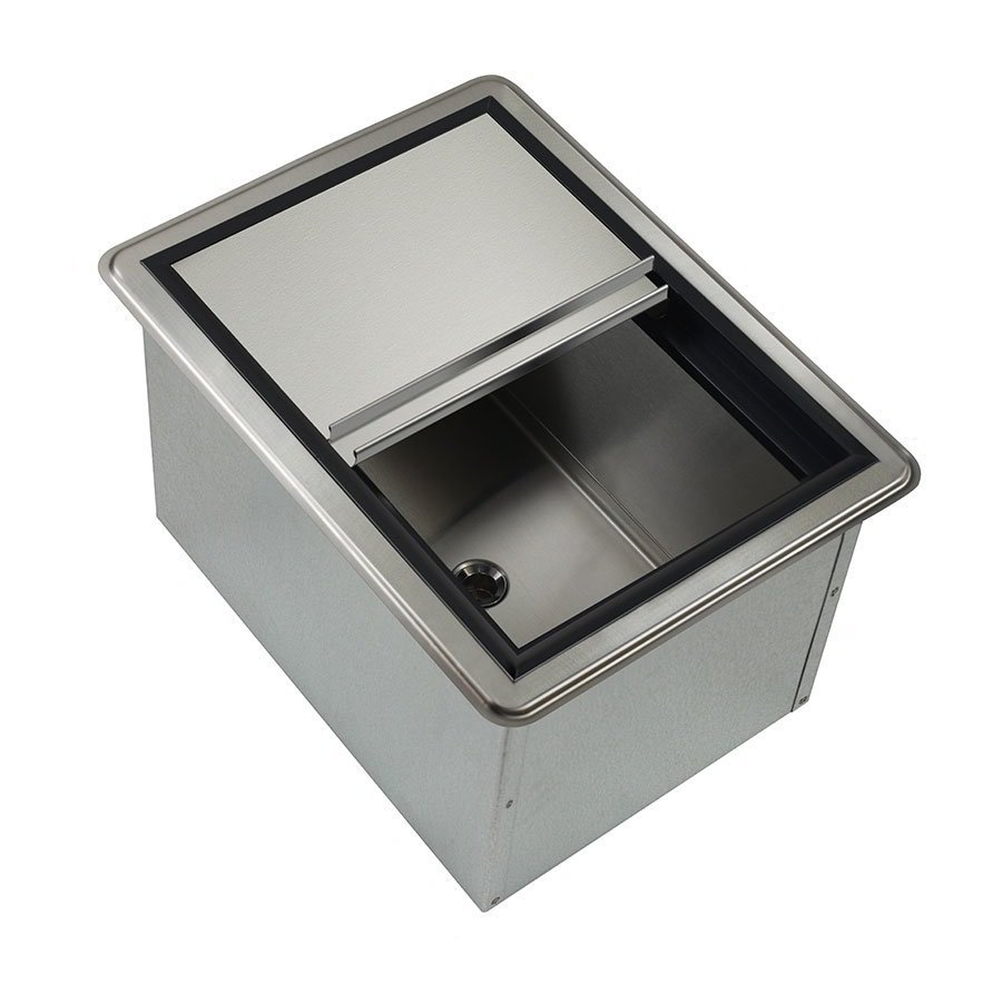 Krowne D278 Ice Bin Concession Appliance That Holds 50lbs Sle