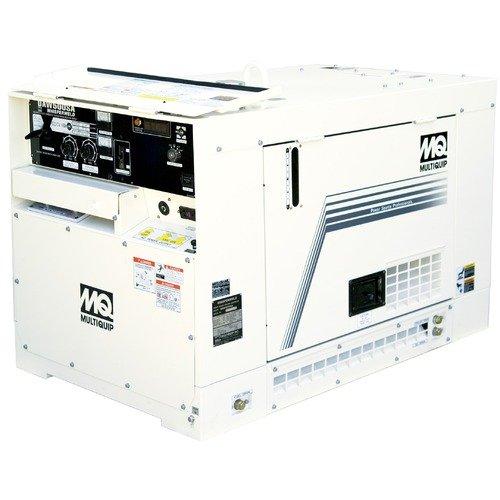 Multiquip DAW500SAWR Welder Generator 500 Amp 3KW 120 240V