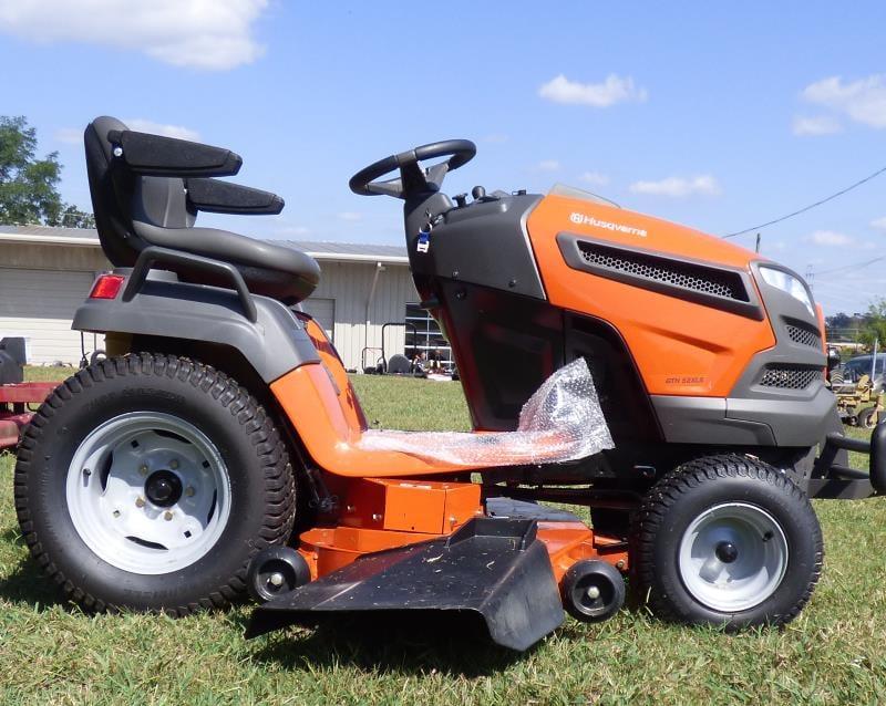 2008 52 Husqvarna Lawn Tractor : Used husqvarna gth xls quot lawn tractor hp briggs ebay