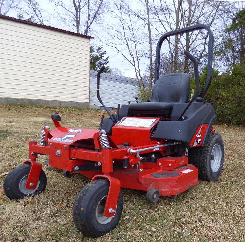 Used ferris is600z zero turn lawn mower 44 25hp briggs for Used lawn mower motors