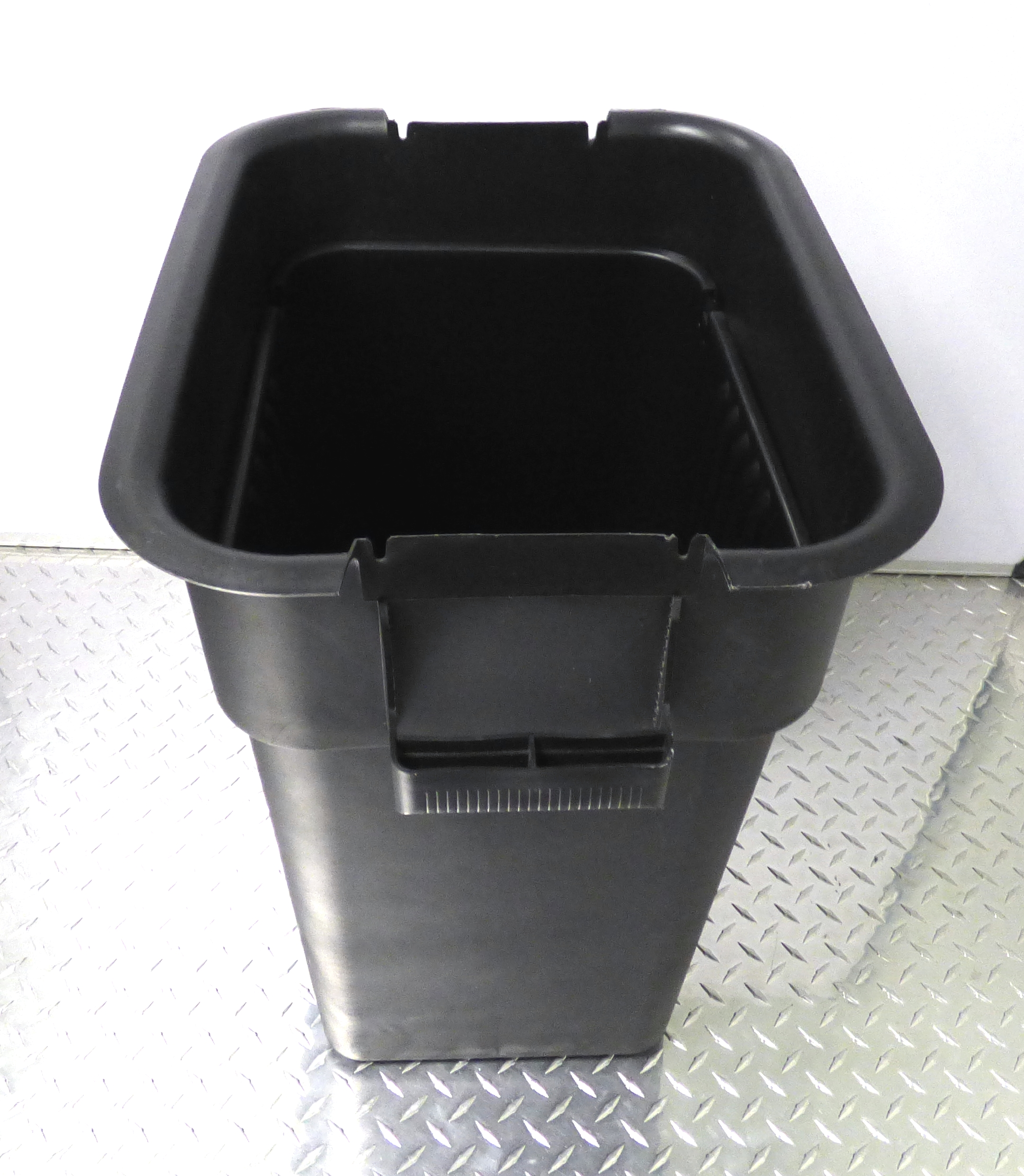 OEM 532400226 Hard Grass Catcher Container Bag Set of 2