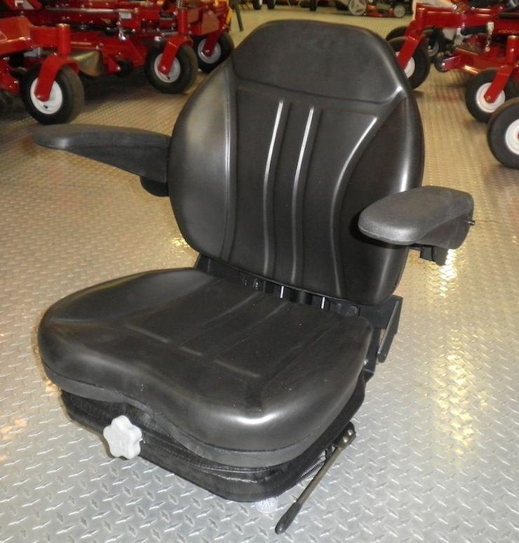 Snapper Lawn Mower Seat : Lawn mower suspension seat fits husqvarna toro ferris