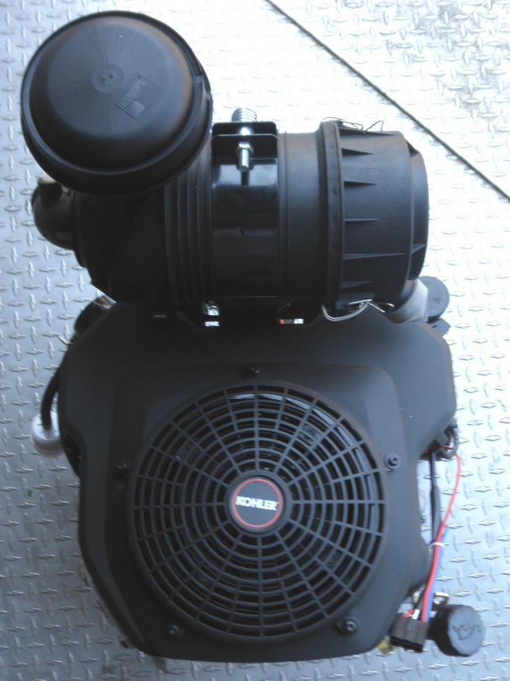 New Kohler Command Commercial Engine For Zero Turn Lawn