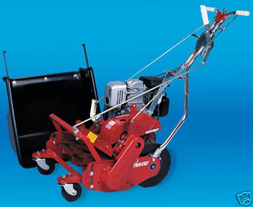 Honda Mower Swivel Wheel : Tru cut h reel mower homeowner swivel double casters