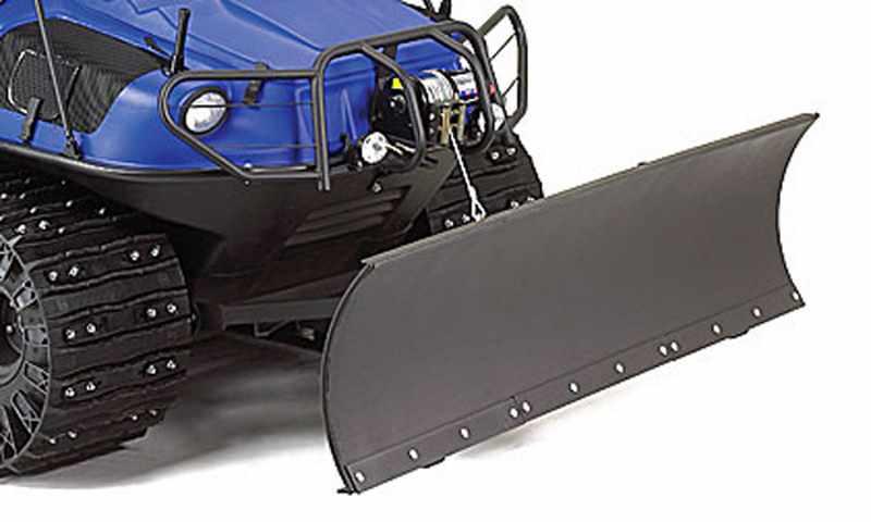 Argo Snow Plow Attachment 8x8 Conquest Atv Utv 657 106 Ebay