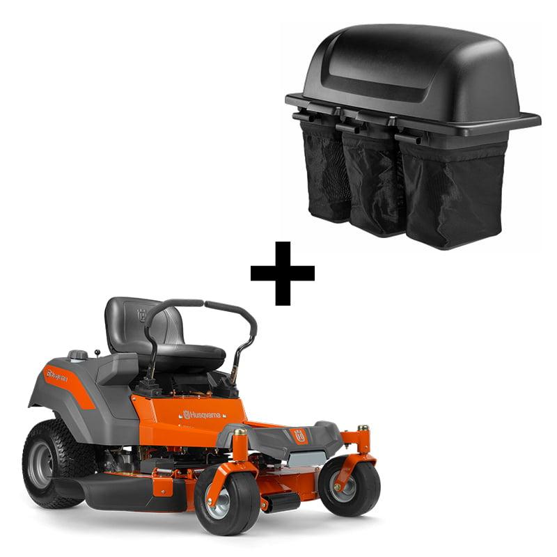 Details about Husqvarna Z254F Zero Turn Lawn Mower 54