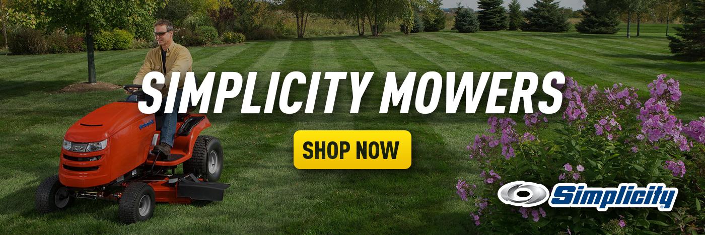 Simplicity Mowers