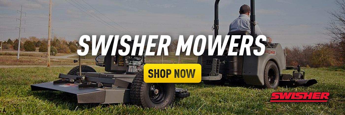 Swisher Mowers