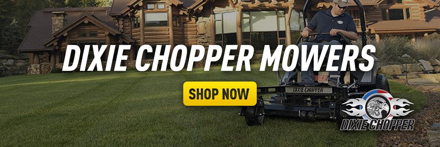 Dixie Chopper Mowers