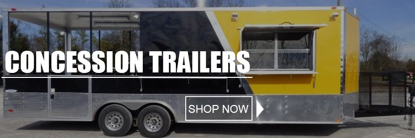 Concession Trailers