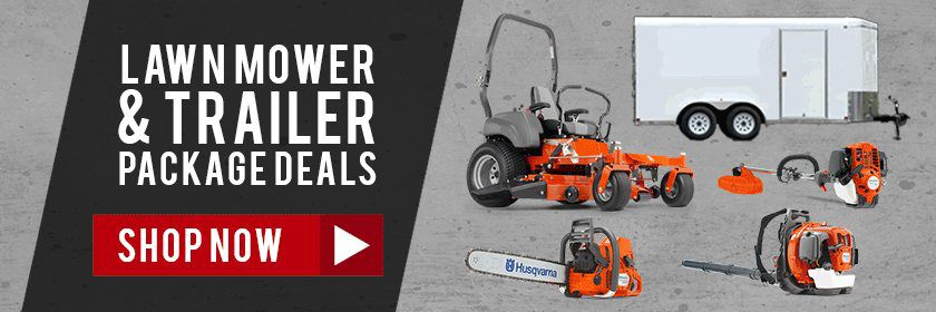 Mower Package Deals