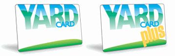 Yard Card