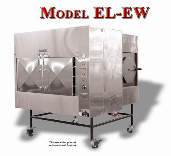Ole Hickory Pits Model EL-EW