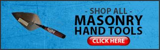 Masonry Hand Tools